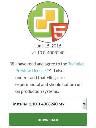 vSphereH5Client_Update1.10_000001